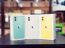 IPhones 11 (cores disponíveis hoje)