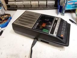 Gravador Antigo National Rq2211 Com Bluetooth !!!