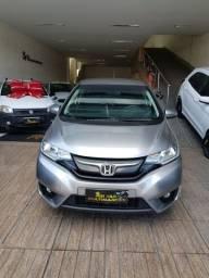 Honda Fit Ex CVT 1.5 Cinza - 2015