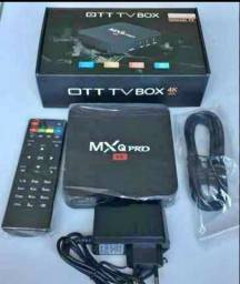 Tv Box Mxq pro 4k Sem Mensalidade