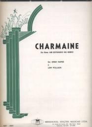 Partitura - Charmaine - Para órgão ? 117 -