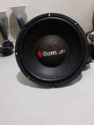 Alto falante Bomber 550 Watts Bubina Dupla