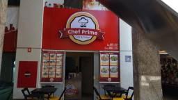 Vendo ou troco ponto comercial de restaurante em um Mall em Águas Claras