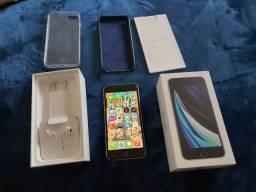 Iphone SE 2020 64GB COMPLETO
