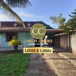 Eam464 Casa + Quitinete em Unamar - Cabo Frio/RJ