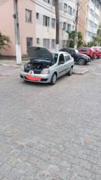 Clio sedan 2006 oportunidade!