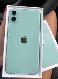 Iphone 11 verde 256 gb