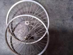 Caloi rodas aro 24 R$ 70