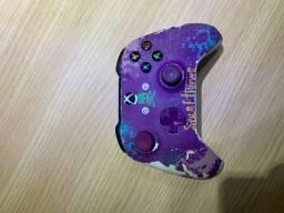 Controle Xbox one + 04 jogos + pilhas Sony