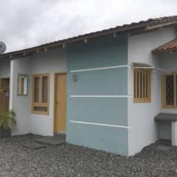 Casa de condomínio para alugar com 2 dormitórios em Aventureiro, Joinville cod:L06118