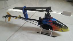 Helicóptero Blade 400 3d