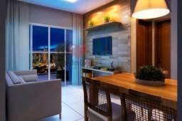 Apartamento à venda com 2 dormitórios em Itapuã, Vila velha cod:600403