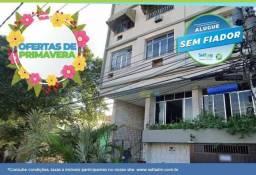 *ALUGUE SEM FIADOR - Apartamento com 1 dormitório para alugar, 41 m² - Centro - Niterói/RJ