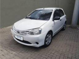 Toyota Etios Hatch X 1.3 (Flex)