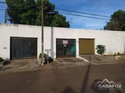CA0035 - CASA À VENDA NA VILA C EM FOZ DO IGUAÇU - PR