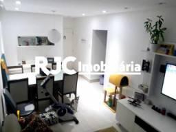 Apartamento à venda com 2 dormitórios em Tijuca, Rio de janeiro cod:MBAP24845