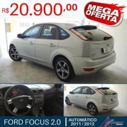 Ford Focus 2.0 Automático - 2012