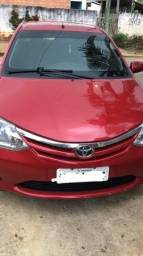 Toyota Etios Sedan 1.5 2013/2013 - 2013