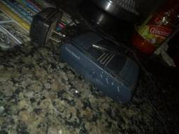 Modem e *Roteador da Speedtouch