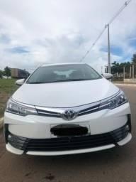 Toyota corolla estado de novo, unico dono - 2019