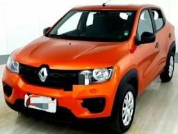 Renault kwid 1.0 12v flex.manual - 2019