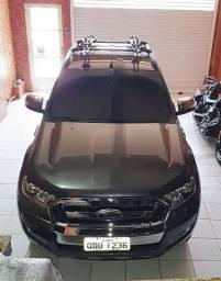 Ford Ranger Limited 3.2 4x4 Cab dupla Aut Diesel 17/17. 24.000 Km. R$ 127.800,00 - 2017