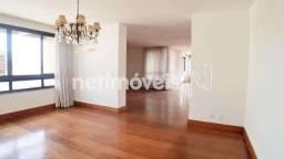 Apartamento à venda com 4 dormitórios em Funcionários, Belo horizonte cod:727606