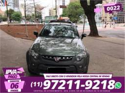 Carro fiat strada 1.8 mpi adventure cd 16v flex 3p automatizado - 2014