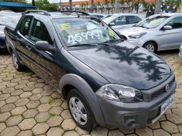 Fiat Strada Working CD 1.4 Flex - 2015