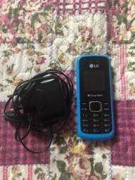 Vendo celular LG por R$30,00