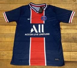 Camisa de Time Paris Saint Germain Temporada 2020 Tamanho G