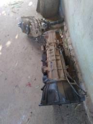 Caixa de câmbio automático tração e diferencial da Ford Explorer 97