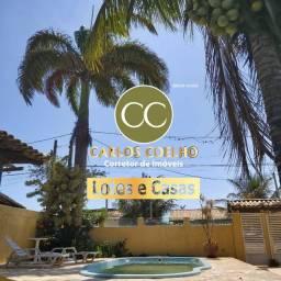 F5 Casa Lindissima no Condomínio Orla 500 em Unamar - Tamoios - Cabo Frio/RJ