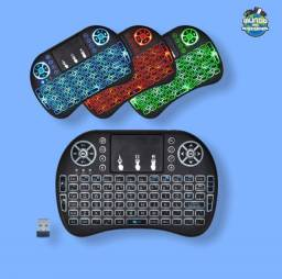 Mini keyboard de Led
