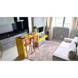 Título do anúncio: Apartamento 2 qts Str Vila Rosa/ Parque Amazônia/ Buriti Shopping/ Av. Rio Verde- Goiânia