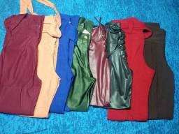 Lote de roupas femininas. 373 Peças! 14 cada peça para lote inteiro.