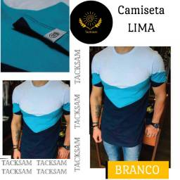 Camiseta Lima Tamanho M