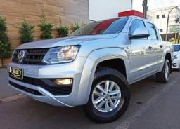 VW\Amarok Se 4x4 Diesel Mec - Seminova -2017