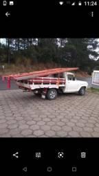 caminhonete Chevrolet diesel impecável com DH