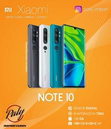 Xiaomi Mi Note 10 128GB Versão Global - Paty Importados