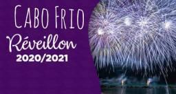 Ano Novo em Cabo Frio RJ ( Pacotão réveillon 2020 /2021)