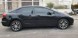 Honda Civic  LXS 1.8 manual , 49.000km apenas,  impecável
