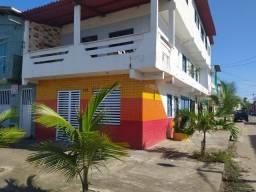 Casa para veraneio a 100 metros da praia (pacote)