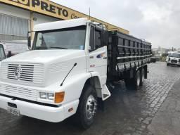 Caminhão Mb 1418 truck graneleiro