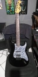 Pedaleira Zoom G5 + Stratocaster Memphis(tunada)+ Cubo Meteoro