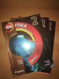 Livro de Física - 2 ano E.M.