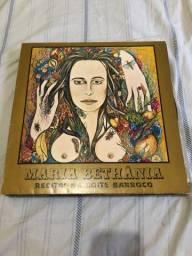 Lp vinyl Maria Bethânia