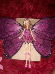 Barbie butterfly com super asa