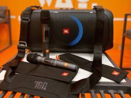 Jbl Party Box on The Go Lacrada com 12 Meses de Garantia