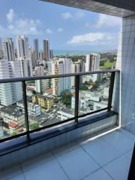 Título do anúncio: Apartamento para aluguel com 54 metros quadrados com 2 quartos em Boa Viagem - Recife - Pe
